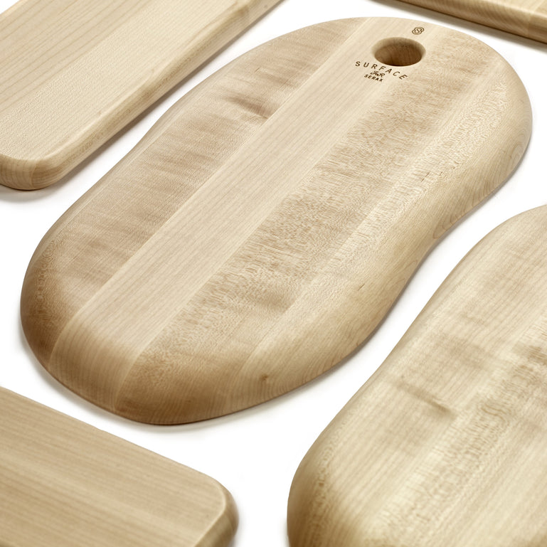 Contour Cutting Board by Sergio Herman