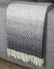 Havanna Throw Blanket in Nature & Grey | Klippan