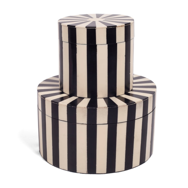Round Circus Boxes by JF Reborn