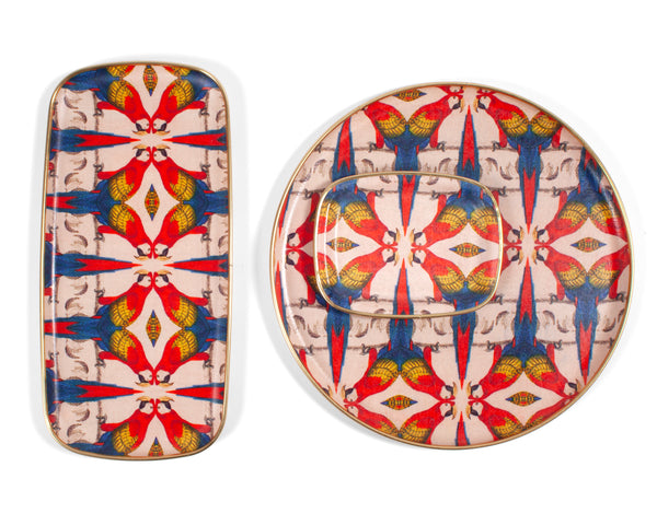 Sultan's Journey Trays by PatchNYC | Les Ottomans