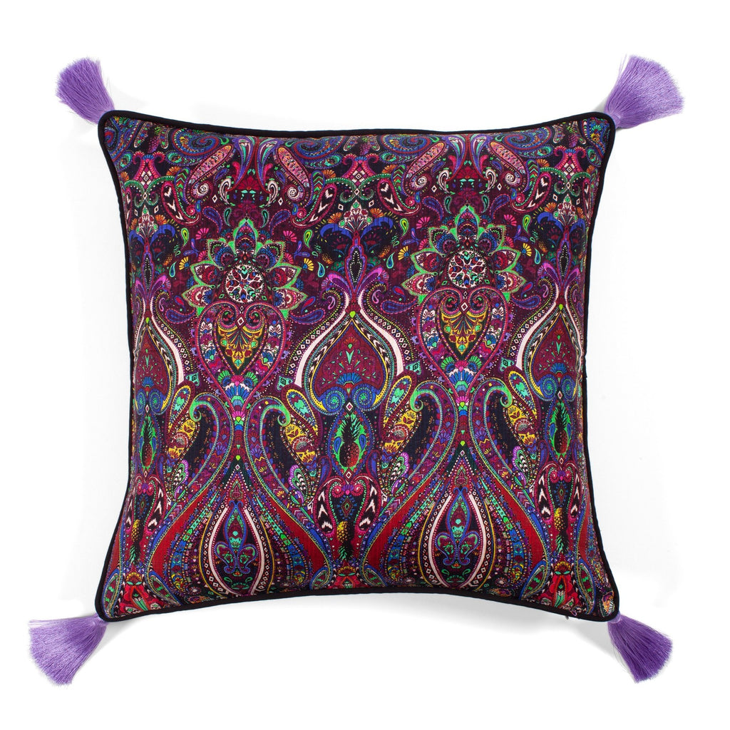 Paisley Cushion by Matthew Williamson | Les Ottomans