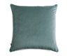 Corduroy Velvet Cushion - Blue Green