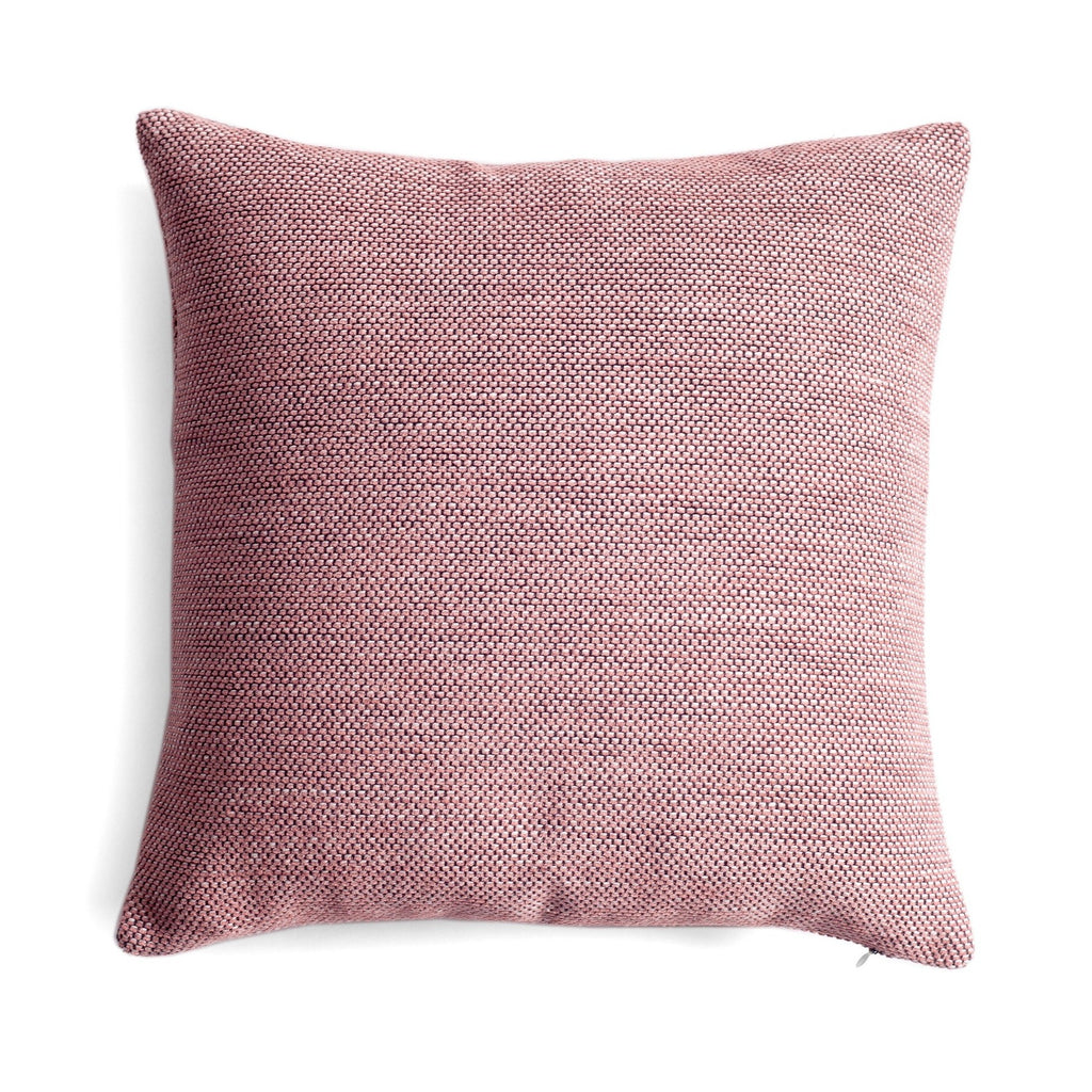 16x16 honeycomb pink black pillow cover