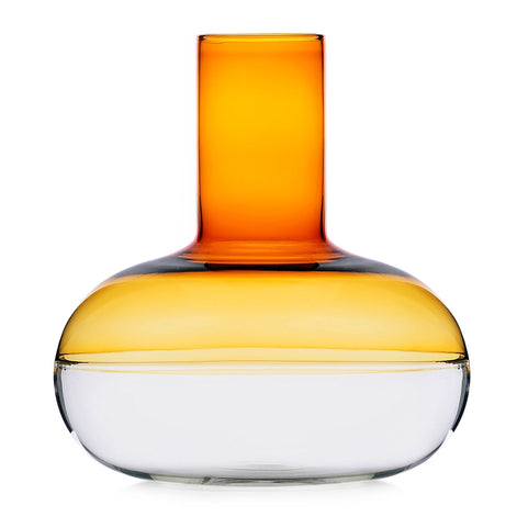 Alchemy Wine Decanter - Amber/Clear