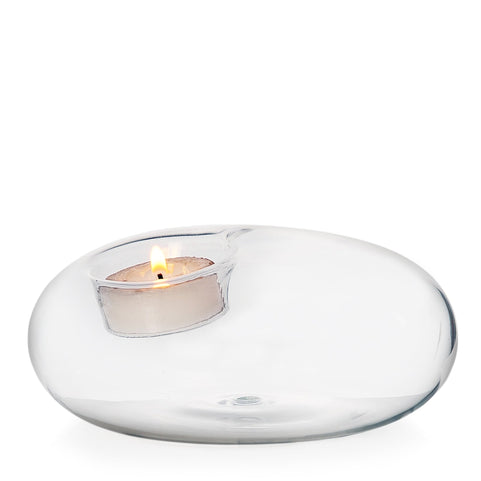 Bubble Tealights - Clear (2pc/set)