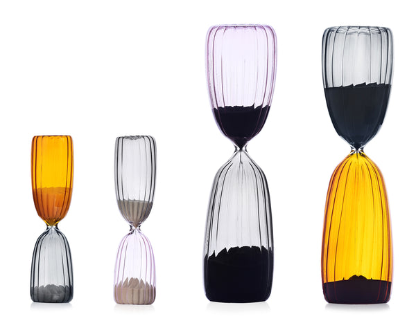 Times Hourglass (Set of 2)