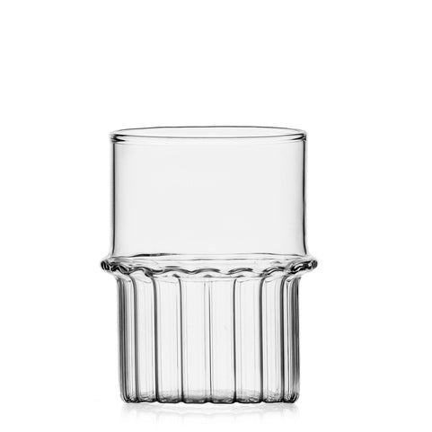 Transit Water / Wine Tumbler - Clear (Set of 2)