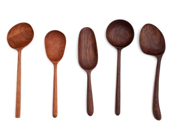 Hand Crafted Wood Spoons