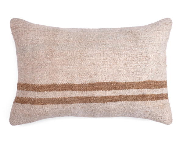Hemp Cushion N. 13 - Natural