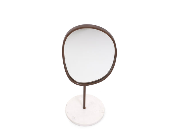 Tabletop Mirror Collection - Marble/Iron