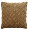 Chhatwal & Jonsson | Deva velvet cushion dark oak