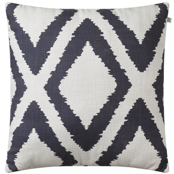 Diamond Outdoor Cushion - Blue