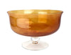 Ingrid Glass Bowl Amber | JF Reborn