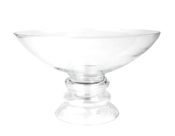 Glass Bowl Rings Clear | JF Reborn
