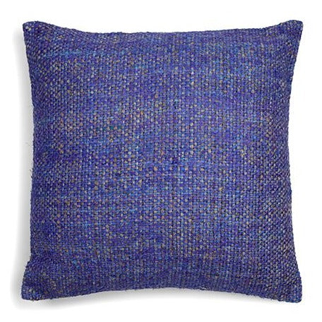 Broxton Textured Cushion Indigo Blue | JF Reborn