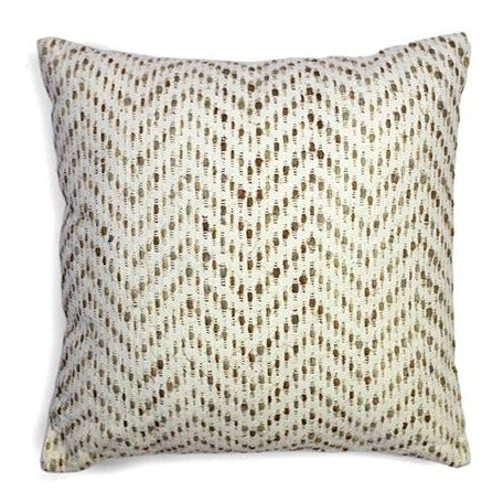 Broxton ZigZag cushion natural | JF Reborn