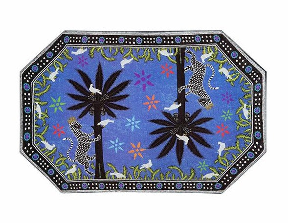 Decorative glass plate Mosaico | Ortigia Sicila