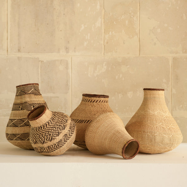 Nongo Gourd Baskets Africa | As'Art Paris
