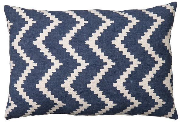 Sema Outdoor Cushion - Blue