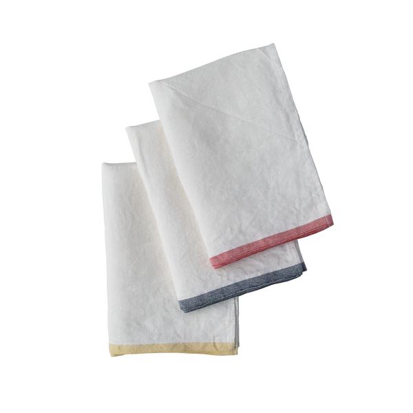 Linen Tea Towel - Lisere