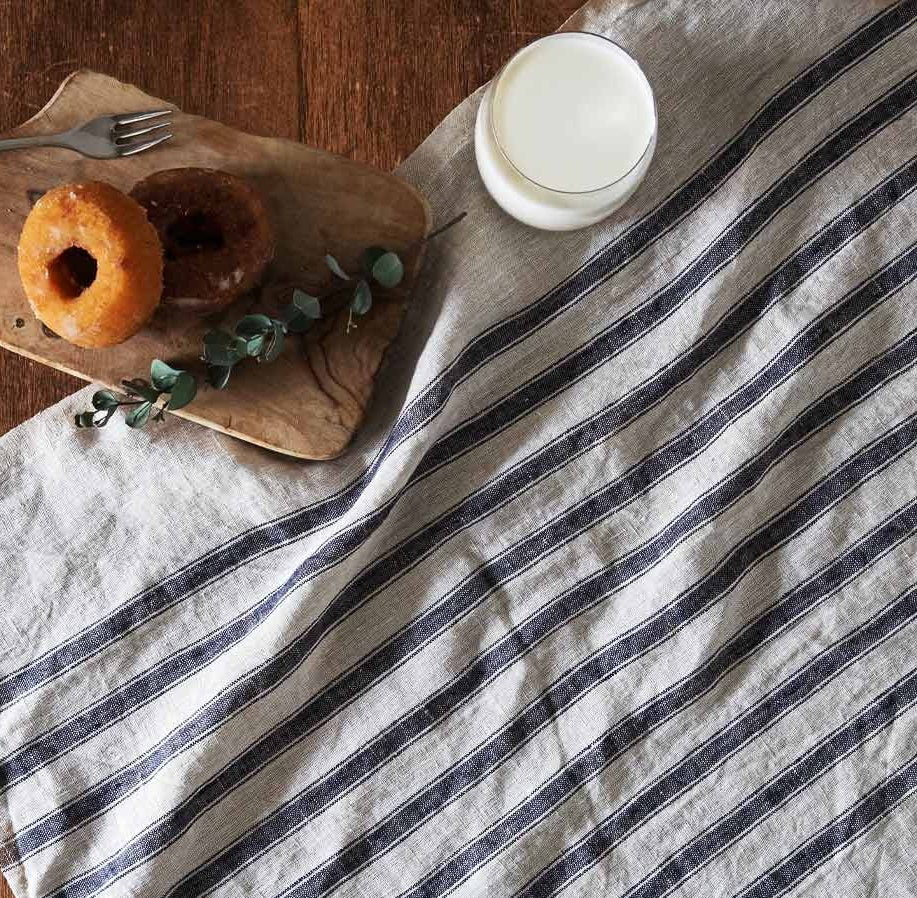 Linen Tea Towel - Resourcer