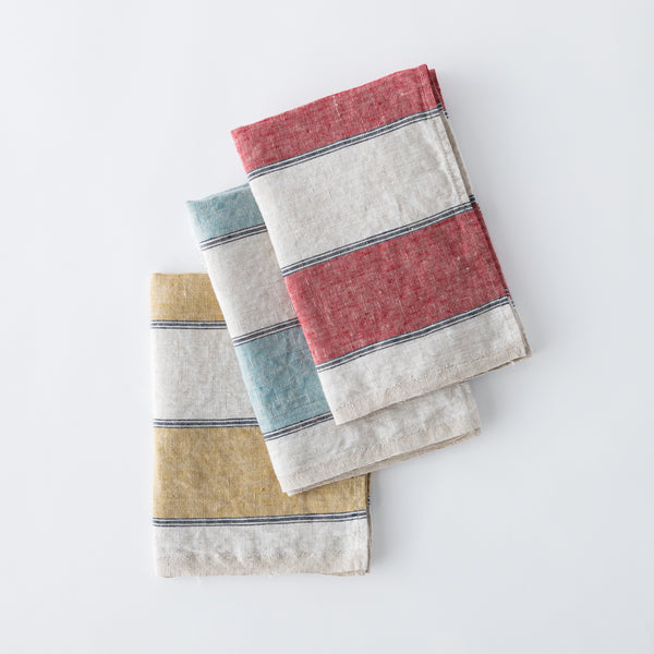 Linen Tea Towel - Ecluse
