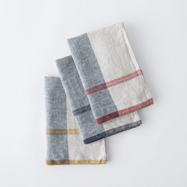 Linen Tea Towel - Briare