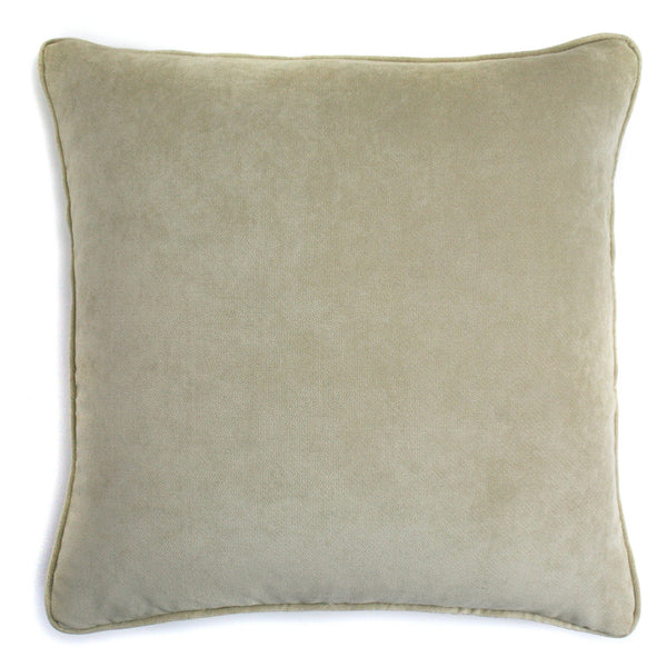 Sand Nature Velvet Cushion | LO Decor