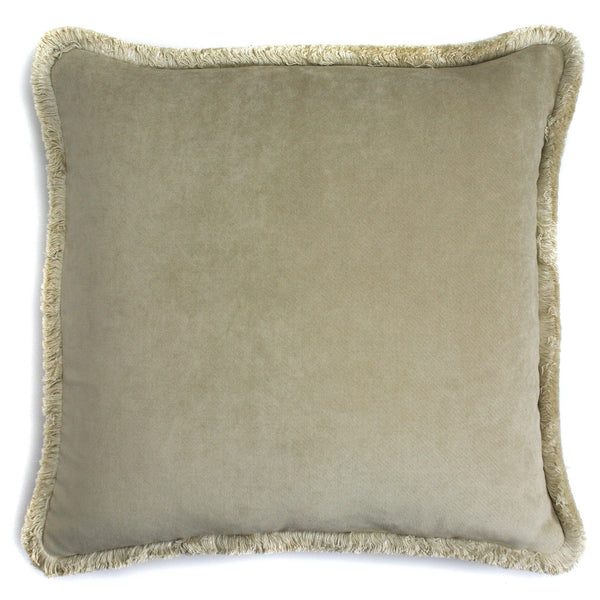 Happy Velvet Pillow Sand | LO Decor