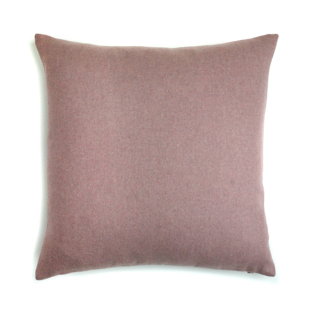 Soft Wool Cushion Pink | LO Decor