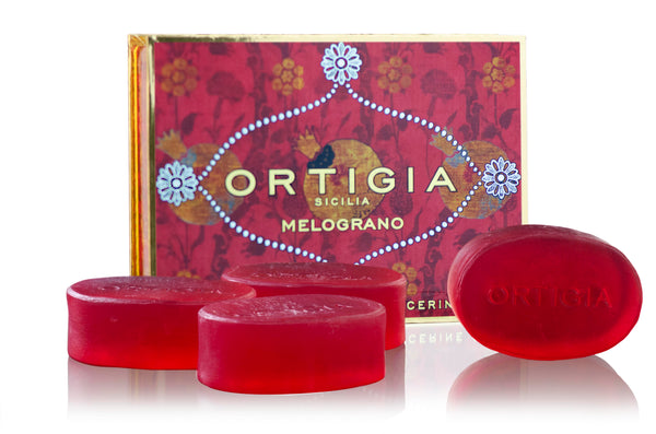 Soap Box Set - Pomegranate