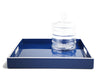 Lacquer Boxes - True Blue