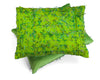 Coban Green Inside/Out Huipul Cushion | Tone Textiles