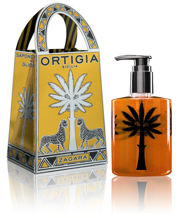 Liquid Soap Zagara Orange | Ortigia Sicilia