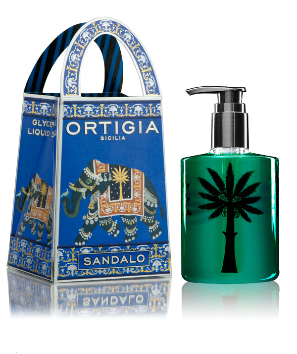 Liquid Soap Sandalwood | Ortigia Sicilia
