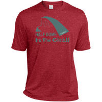 Half Dome Itc  Sport-Tek Heather Dri-Fit Moisture-Wicking T-Shirt