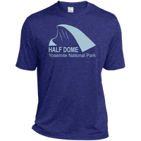 Half Dome YNP Sport-Tek Heather Dri-Fit Moisture-Wicking T-Shirt ST360