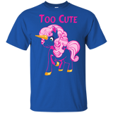 Too Cute Gildan Youth Ultra Cotton T-Shirt