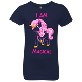 I am Magical Next Level Girls' Princess T-Shirt