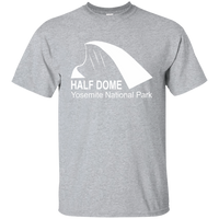 Half Dome YNP G200 Gildan Ultra Cotton T-Shirt