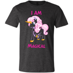 I am Magical Bella + Canvas Youth Jersey Short Sleeve T-Shirt