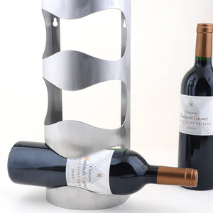 Stainless Steel Wine Holder - WineProducts.net
