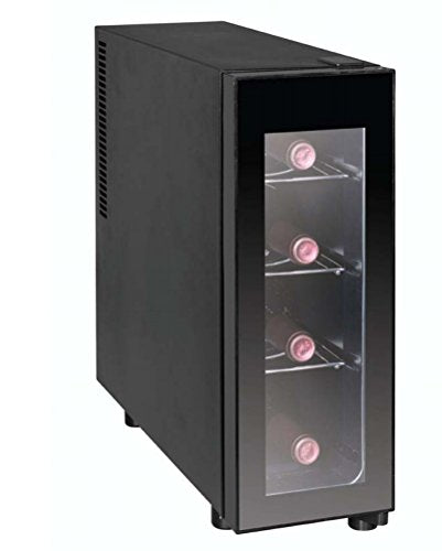 IGLOO 4 Bottle Wine Cooler, Black - WineProducts.net