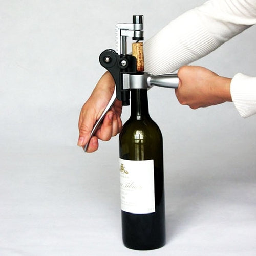 Lever Style Wine Bottle Opener - WineProducts.net