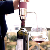 Electric Smart Wine Aerator Fast Decanter Dispenser - WineProducts.net