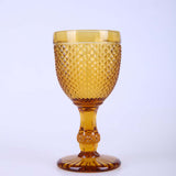 Handmade Lattice Pineapple Style Wine Goblet - WineProducts.net
