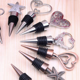 Metal Wine Bottle Stoppers - WineProducts.net
