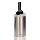Double Wall Stainless Steel Ice Bucket - WineProducts.net