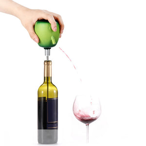 Electric Decanter Pump Bottle Pourer - WineProducts.net