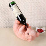Piggy Bank Bottle Holder - WineProducts.net